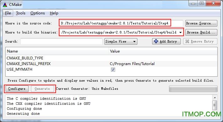 CMake编译软件 v3.0.2 免费版 0