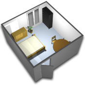 Sweet Home 3D for Mac(3D家�b�o助�O�)