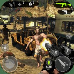 丧尸世界末日生存(Zombie Shooter Hunt For Zombie 3D)
