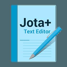 Jota+Text Editor汉化版