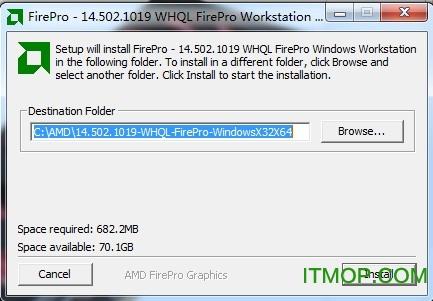 AMD FirePro系列专业显卡驱动 v14.502.1019 官方版 0