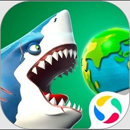 ��I�世界�荣�破解版�h化(Hungry Shark World)