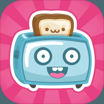 捣蛋面包机中文破解版(Toaster Swipe)