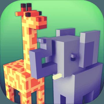 动物园游戏萌萌动物世界中文修改版
