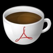 咖啡杯桌面图标