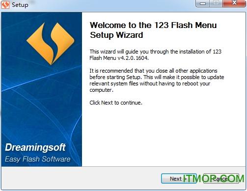 123 Flash Menu(Flash菜�沃谱鞴ぞ�) v5.0.5 免�M版 0
