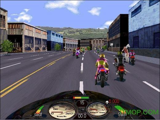 暴力摩托2002单机游戏 中文硬盘版 0
