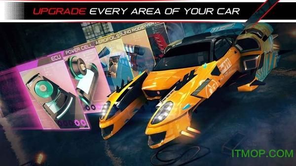赛车齿轮游戏苹果手机版(Rival Gears Racing) v1.0.0 iphone无限金币版1