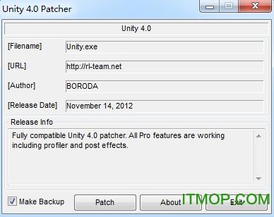 unity4.0系列破解�a丁 v4.0 免�M版 0