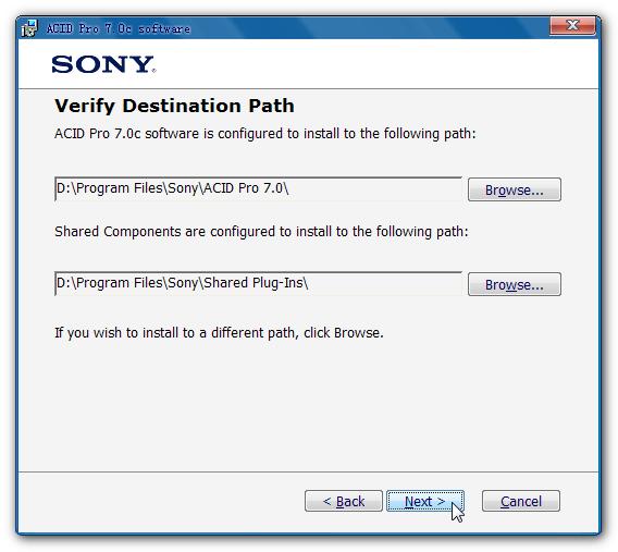 Sony ACID Pro 7.0�h化�a丁