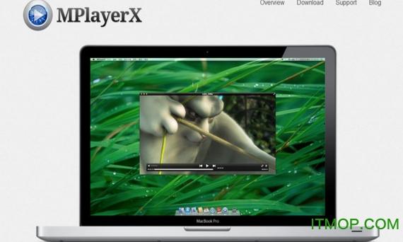 OS X播放器mplayerx for mac v1.1.4 官方版 0