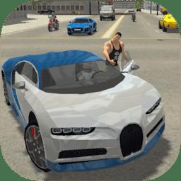 城市特技赛车2017无限金币版