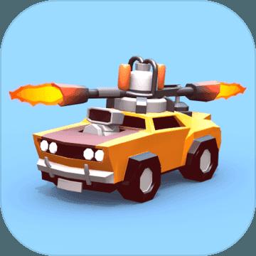 汽车大碰撞无限金币修改版(Crash of Cars)