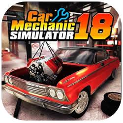 汽车修理工模拟器18中文版(CMS 18)