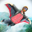 翼装高空跳伞模拟器3D无限金币版
