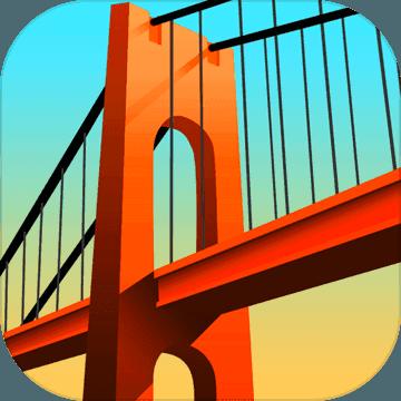 桥梁建筑师全图破解版(Bridge Constructor)