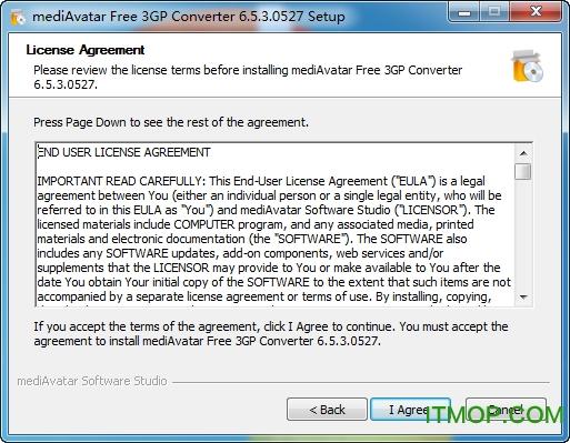 mediAvatar 3GP Converter(3gp格式转换器) v6.5.3 官方免费版 0