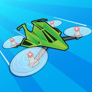 无人机竞速内购破解版(Drone Racer)