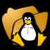 Linux模�M�件