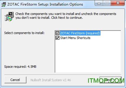 索泰显卡超频工具(firestorm) v2.0.1 官方最新版 0