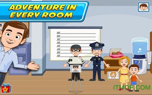 我的小镇警察局(My Town : Police Station) v2.5 官网安卓版1