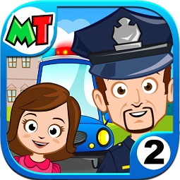 �ҵ�С�򾯲��(My Town : Police Station)