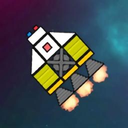 太空沙盒战机游戏