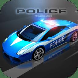 唐人街警车赛车无限绿钞版