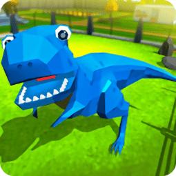 侏罗纪恐龙公园(Dino Jurassic Craft)