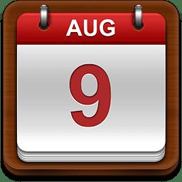 Singapore Calendar新加坡日历
