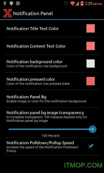 状态栏修改器 v1.8.7 安卓版 2