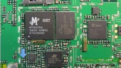 mt6225手机序列接口驱动  0