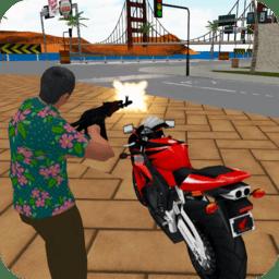 拉斯维加斯犯罪中文破解版(Vegas Crime Simulator)
