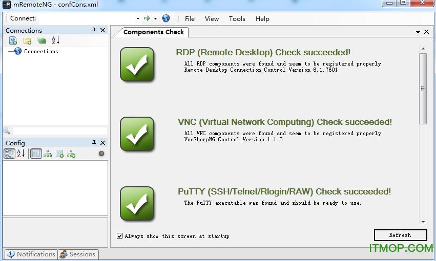 网管联网软件(mRemoteNG) v1.75 官方中文版 0