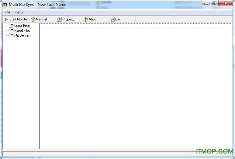 Multi Ftp Sync(ftp自动同步工具) v2.4.6 英文绿色特别版 0