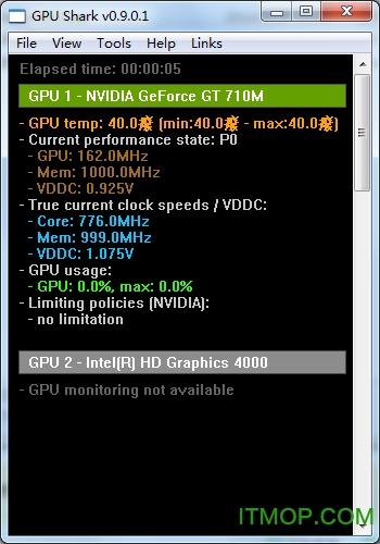 GPU Shark(显卡状态检测) v0.12.4.0 免费版 0