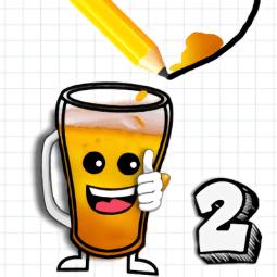 快乐玻璃画线2(Happy Glass Draw Lines 2)