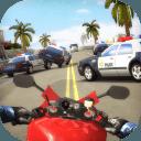 公路骑手解锁全部摩托车满级破解版