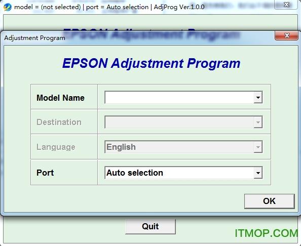 爱普生epsonL360废墨清零软件 v2.0 龙8国际娱乐long8.cc 0