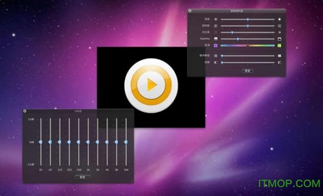 射手影音 for Mac v1.1.9 官方最新版_SplayerX 0
