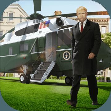 总统直升机模拟中文内购破解版