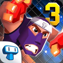 UFB终极格斗兄弟3内购破解版(Ultimate Fighting Bros 3)
