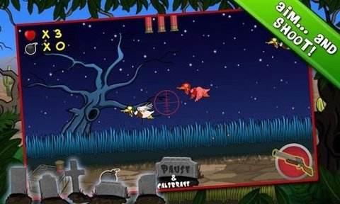 僵尸鸭猎人游戏