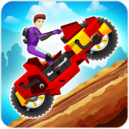 超�登山摩托��o限金�虐�(Monster Bike Motocross)