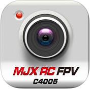 MJX C4005 FPV(无人机航拍)