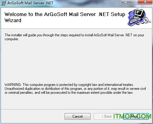 ArGoSoft Mail Server .NET(邮件服务器) v1.0.6.2 特别版 0