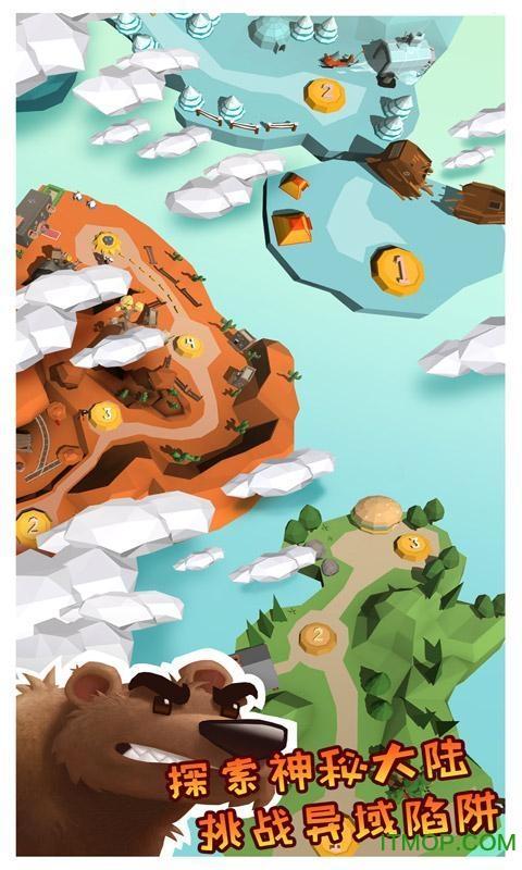 疯狂动物季内购最新版 v1.6.2 安卓无限金币版1