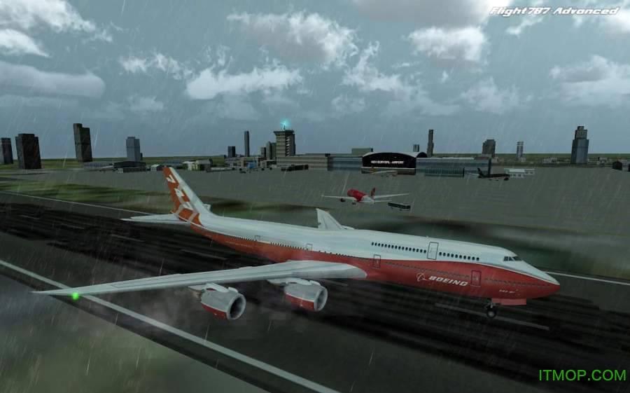 模拟飞行787专业版汉化版 v1.9.5 安卓无限金币版 0