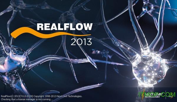 realflow2013中文破解版 汉化版 0