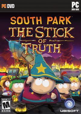 南方公园真理之杖全版本六项修改器